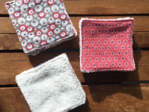 lingette-lavable-zerodechet-coton-eponge-couleur