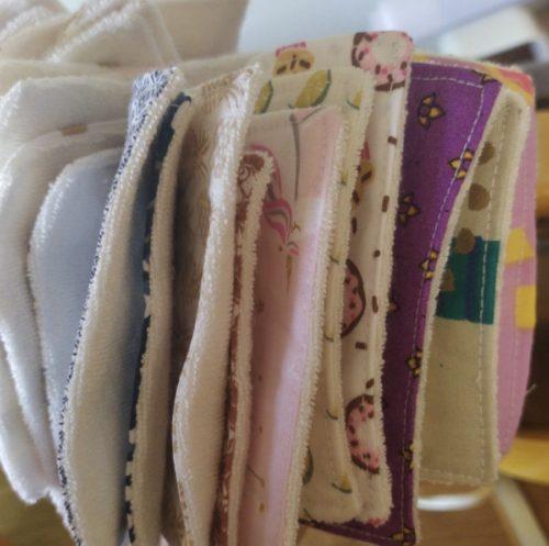 lingette-lavable-zerodechet-coton-bambou-eponge-couleur